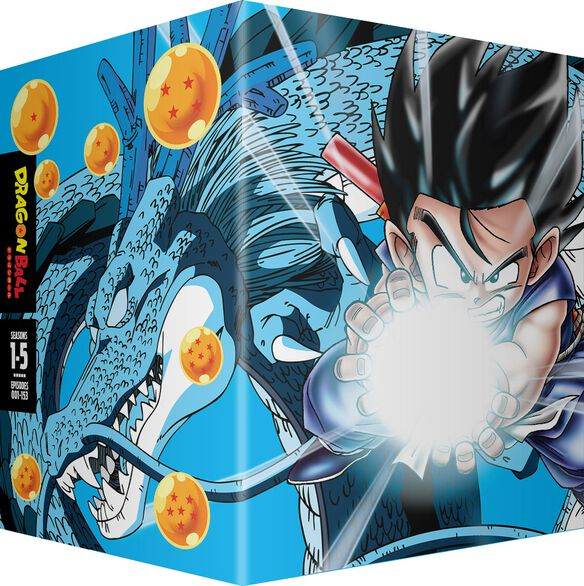 Dragon Ball - Complete Series Collectors Box Set [Exclusive Limited Edition DVD]