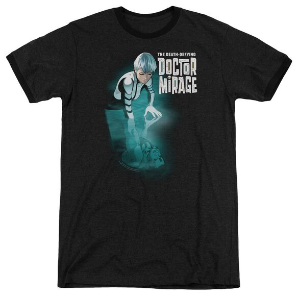 Doctor Mirage Crossing Over Adult Heather Ringer