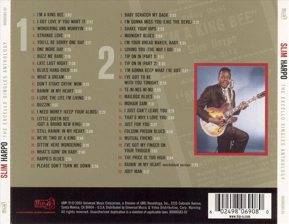 Excello Singles Anthology (Rmst)