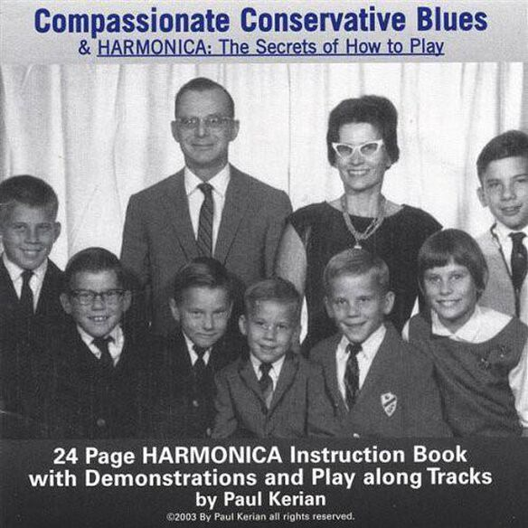 Compassionate Conservative Blues & Harmonica