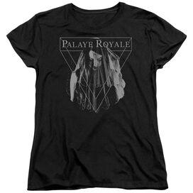 Palaye Royale Veil Short Sleeve Womens Tee T-Shirt