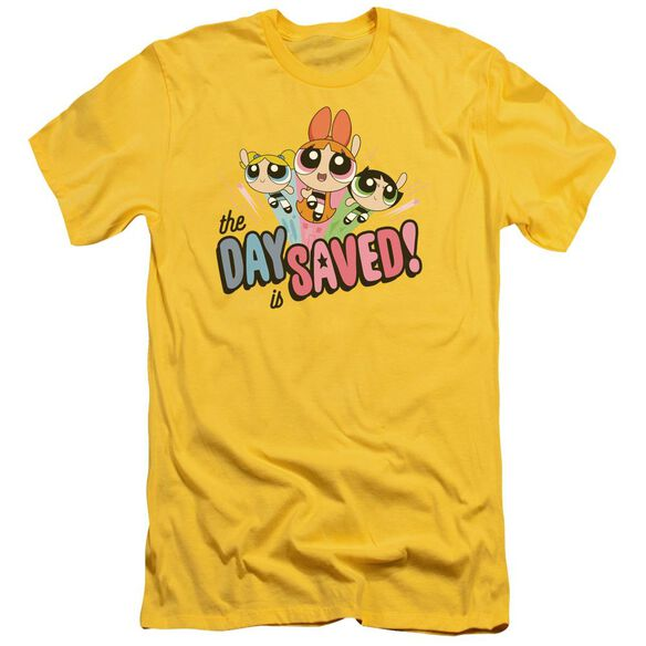 Powerpuff Girls The Day Is Saved Hbo Short Sleeve Adult T-Shirt