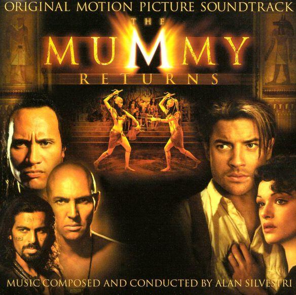 Mummy Returns / O.S.T. (Jpn)