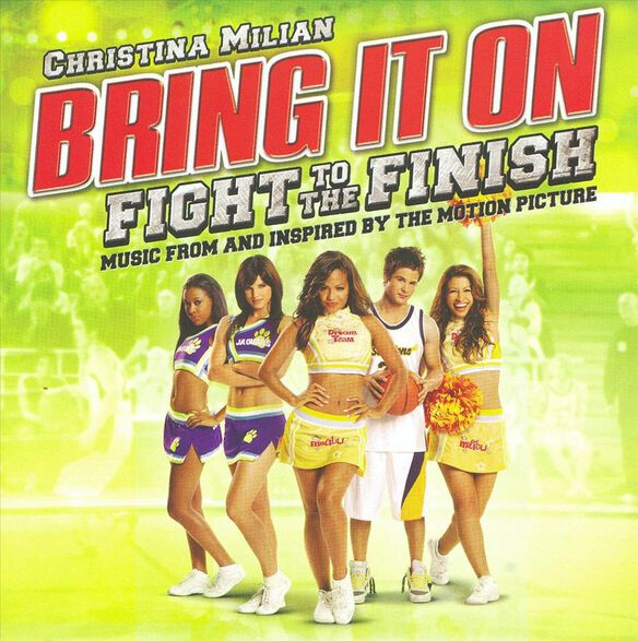 Bring It On Fight To The Finish / O.S.T.