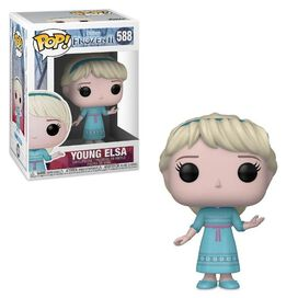 Funko Pop!: Frozen II - Young Elsa
