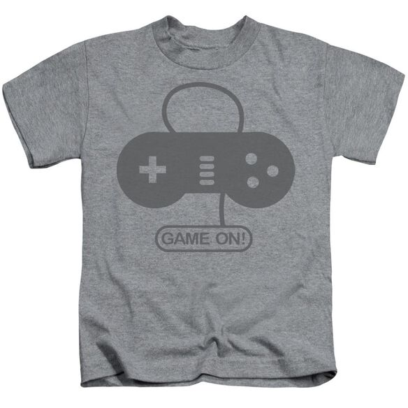 Game On Short Sleeve Juvenile Athletic T-Shirt