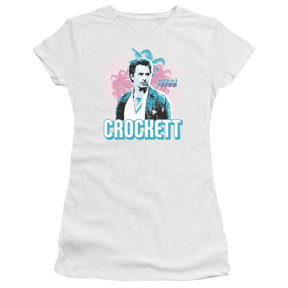 Miami Vice Crockett Premium Bella Junior Sheer Jersey