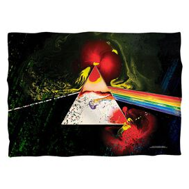 Pink Floyd Dark Side Of The Moon (Front Back Print) Pillow Case