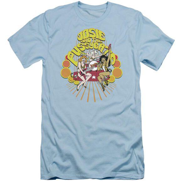 Archie Comics Groovy Rock & Roll Short Sleeve Adult Light T-Shirt