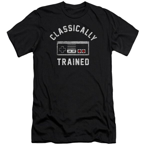 Classically Trained Short Sleeve Adult T-Shirt