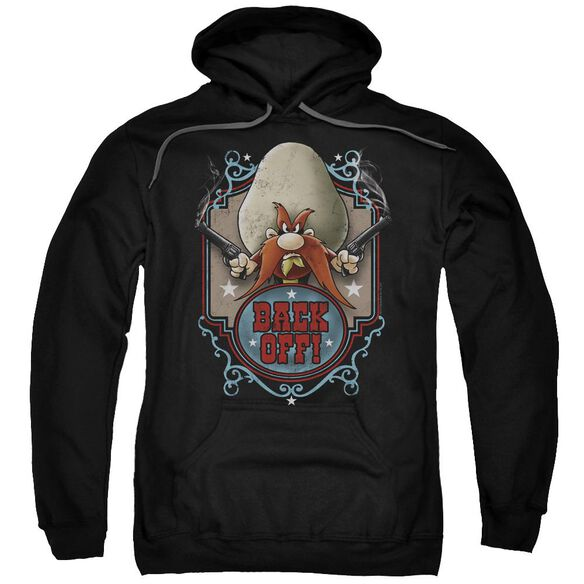Looney Tunes Back Off Adult Pull Over Hoodie
