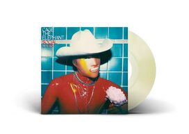 Cage the Elephant - Social Cues [Exclusive Cloudy Clear Vinyl]