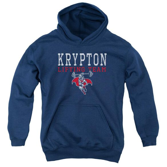 Dco Krpton Lifting Youth Pull Over Hoodie