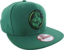 Incredible Hulk Fist Icon 9FIFTY Snapback Hat