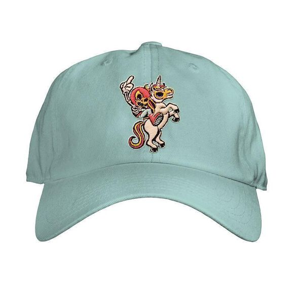 Skelly & Co Lucha Unicorn Hat