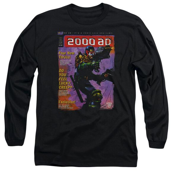 Judge Dredd 1067 Long Sleeve Adult T-Shirt