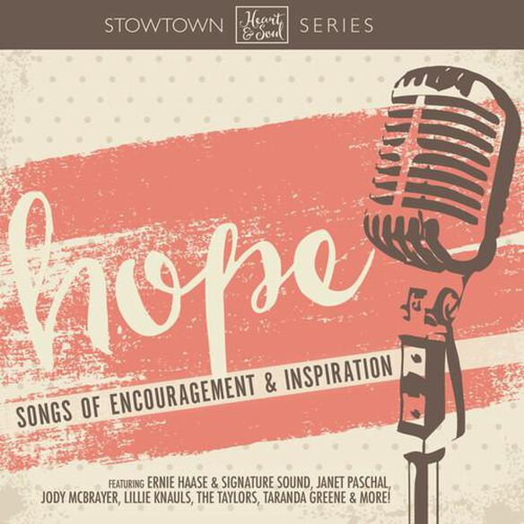 Various Artists - Hope: Songs Of Encouragement And Inspiration (Various Artists)