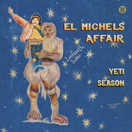 El Michels Affair - Yeti Season (Clear Blue Vinyl)