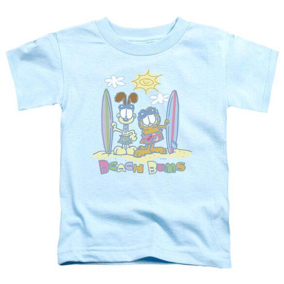 GARFIELD BEACH BUMS-S/S TODDLER T-Shirt