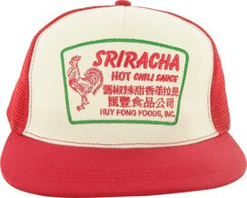 Sriracha Two Tone Trucker Hat