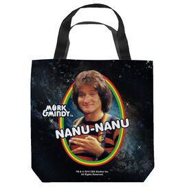 Mork & Mindy Mork Tote Bag