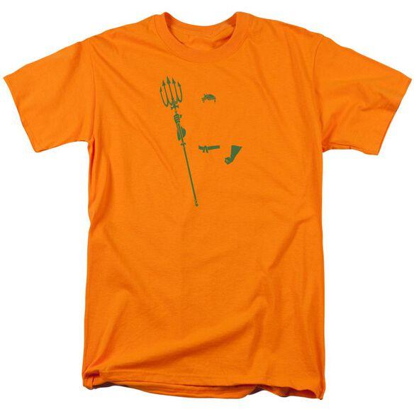 Dc Aqua Min Short Sleeve Adult T-Shirt
