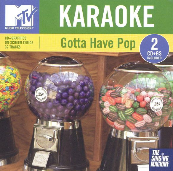 Mtv: Gotta Have Pop