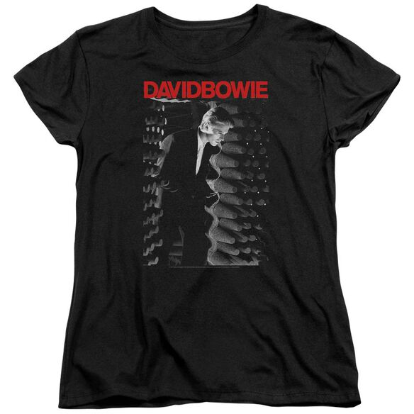 David Bowie Station To Station Short Sleeve Womens Tee T-Shirt