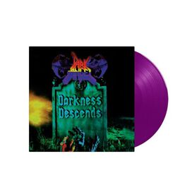 Dark Angel - Darkness Descends [Exclusive Translucent Purple Vinyl + Poster]