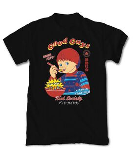 Riot Society - Child's Play Good Guys Kanji T-Shirt