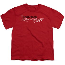 Pontiac Pontiac Racing Short Sleeve Youth T-Shirt