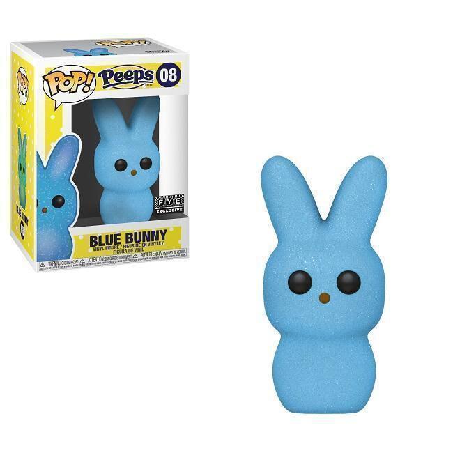 #08 Funko Pop Peeps FYE Exclusive Blue Bunny