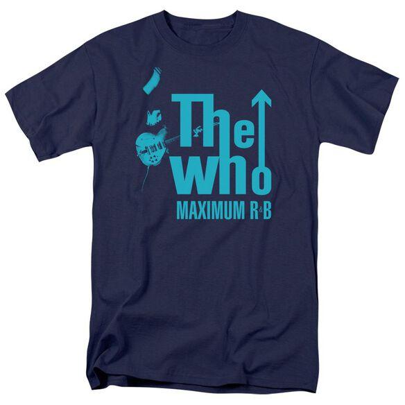 The Who Maximum R&B Short Sleeve Adult T-Shirt