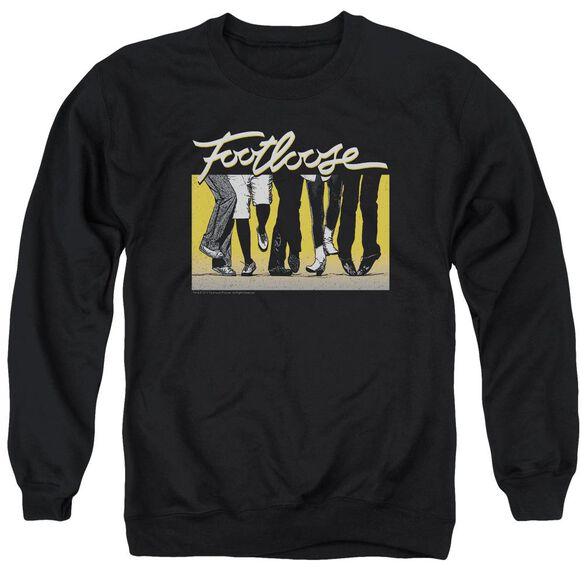 Footloose Dance Party Adult Crewneck Sweatshirt