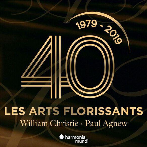Les Arts Florissants - 40 Years - 1979-2019