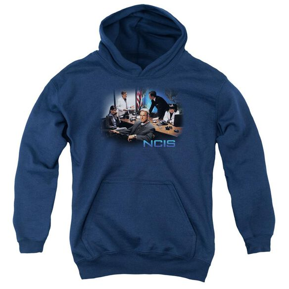 Ncis Original Cast Youth Pull Over Hoodie