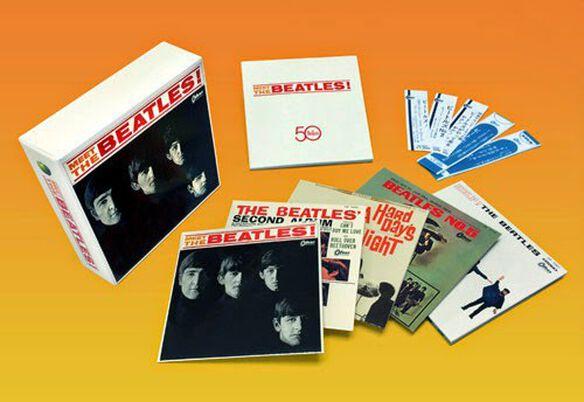 The Beatles - Meet the Beatles! (Japan Box)