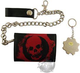 Gears of War Omen Wallet Combo