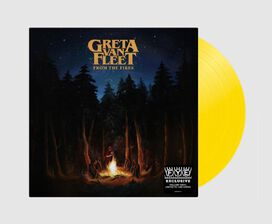 Greta Van Fleet - From the Fires [Exclusive Opaque Yellow Vinyl]