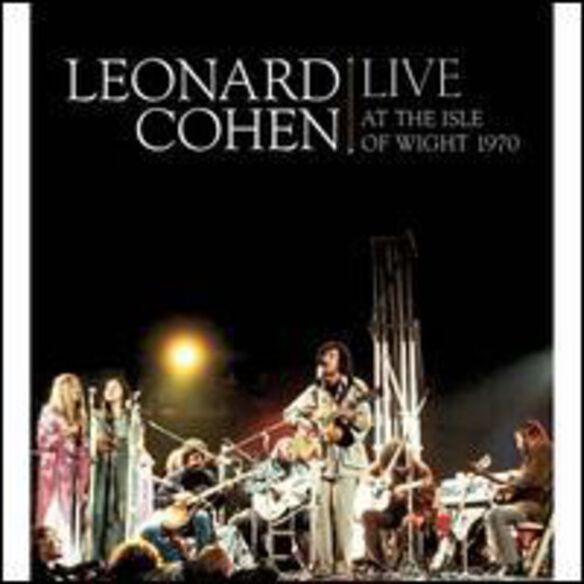 Leonard Cohen - Leonard Cohen Live at the Isle of Wight