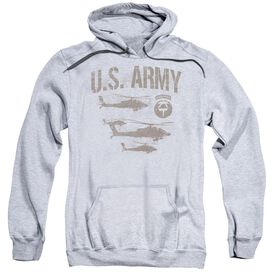Army Airborne Adult Pull Over Hoodie Athletic