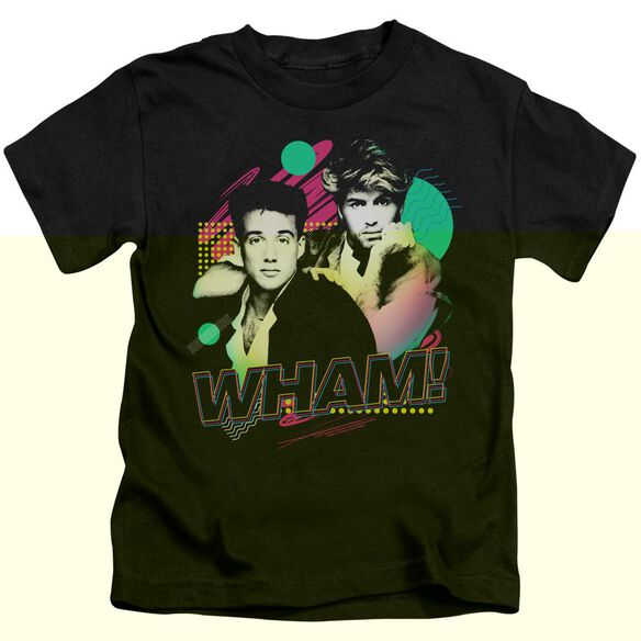 Wham The Edge Of Heaven Short Sleeve Juvenile T-Shirt
