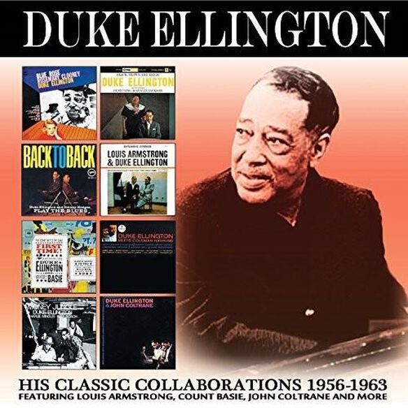His Classic Collaborations: 1956 1963