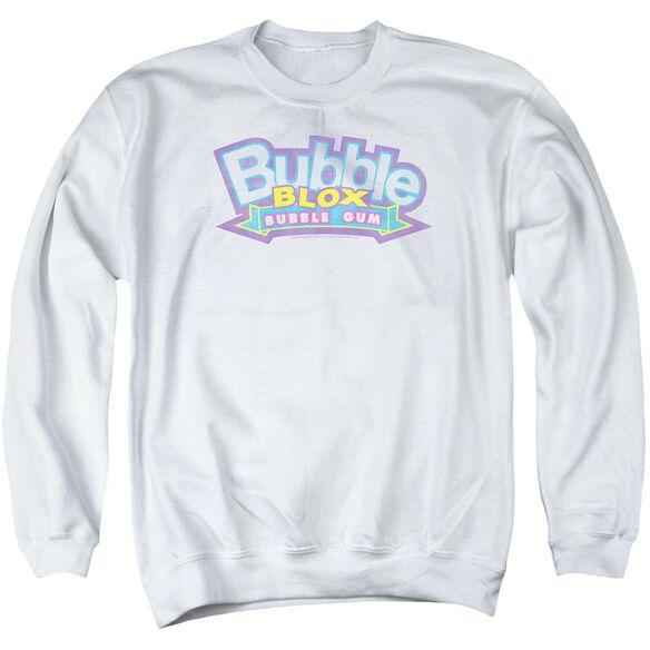 Dubble Bubble Bubble Blox Adult Crewneck Sweatshirt