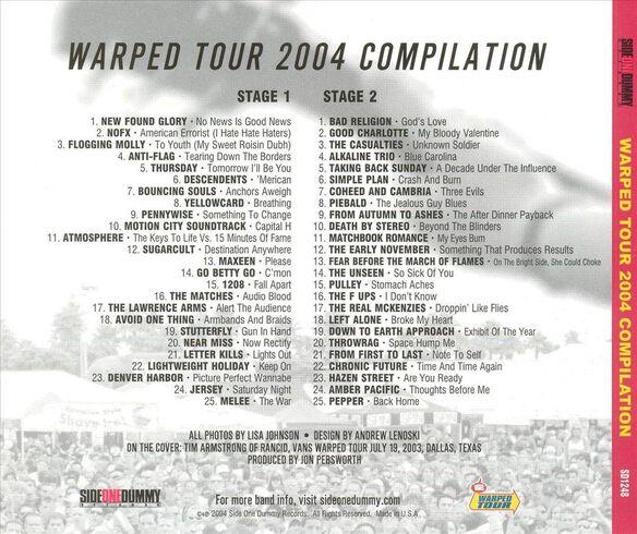 2004 Warped Tour 0604