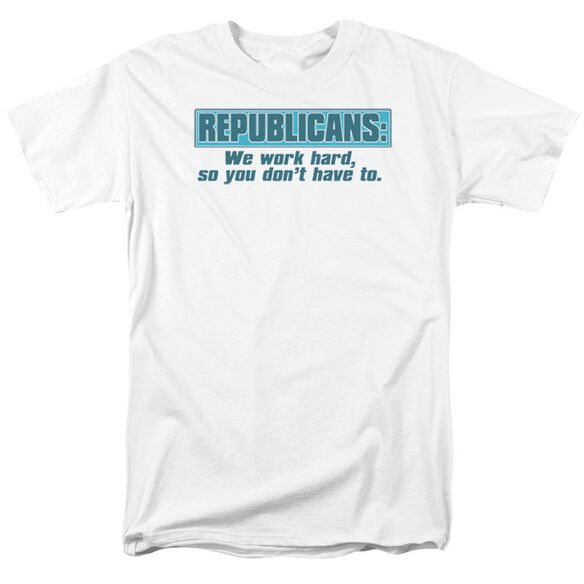 Repubilcans Short Sleeve Adult T-Shirt