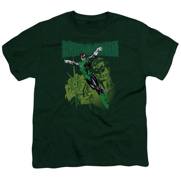 Lantern Gl#166 Cover Short Sleeve Youth Hunter T-Shirt