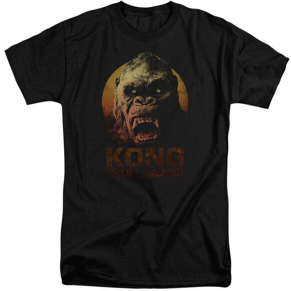 Kong Skull Island Kong Short Sleeve Adult Tall T-Shirt