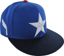 Captain America Avengers Age of Ultron 3D Star Hat