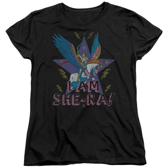 She Ra I Am She Ra Short Sleeve Womens Tee T-Shirt
